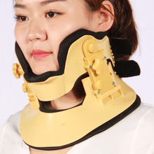 Factory supplied cervical neck orthosis waterproof types of cervical collar for spinal decompression traction