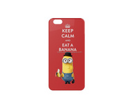 wholesale minions mobile phone case for young girl