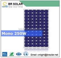 120W 150W 200W 250W 300W monocrystalline solar panel wholesale