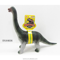 Soft Rubber Plastic Animal Dinosaur Toys