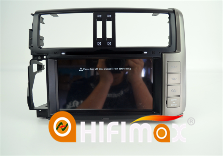 HIFIMAX S160 Andriod 4.4.4 Audio Car System Dashboard For Toyota Prado 150 2010-2013 2014 New Model