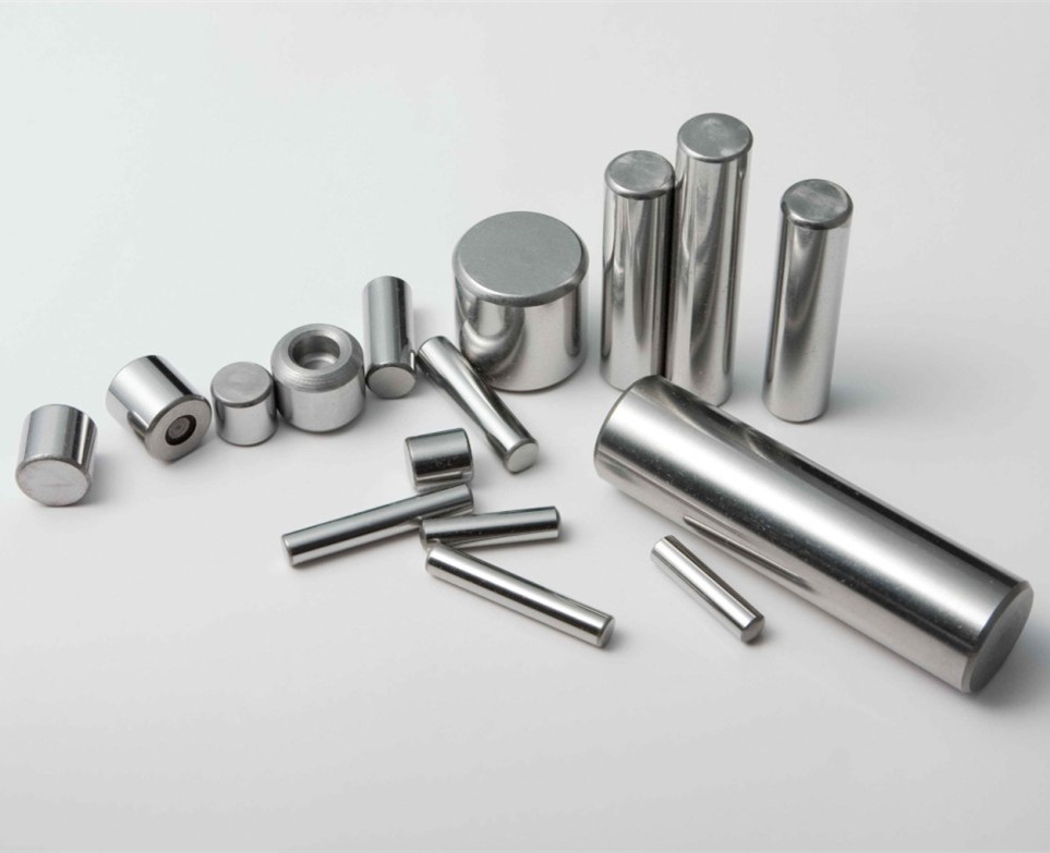 Manufacturer zinc plated CK45 steel dowel pin for roller bearings