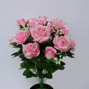 Wholesale rose artificial flower wholesale rose artificial flower wholesale rose artificial flower wholesale rose artificial flower suppliers and manufacturers at alibaba mightylinksfo