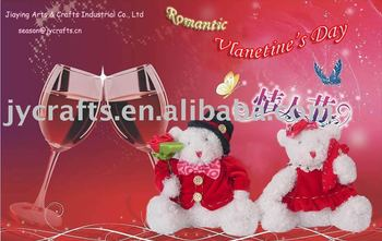teddy bear valentine decorations