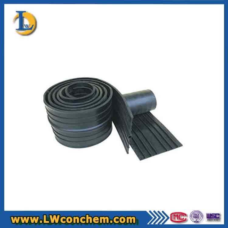 Concrete Water Stop Seal High Stretch Elongation Rubber Waterstops For China Specialist Application