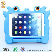 New design animal shaped kids case for mini iPad with SGS ROHS certificate