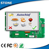 Smart house project! 7 inch 800*480 LCD controller board+touch screen with RS232/RS485/TTL port