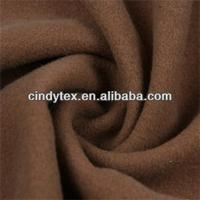 fake wool drapery soft spandex polyester rayon fabric