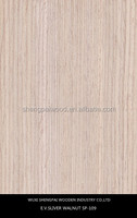 cheap colored artificial walnut wood recon face veneer aluminium veneer made from log for decorative furniture door skin