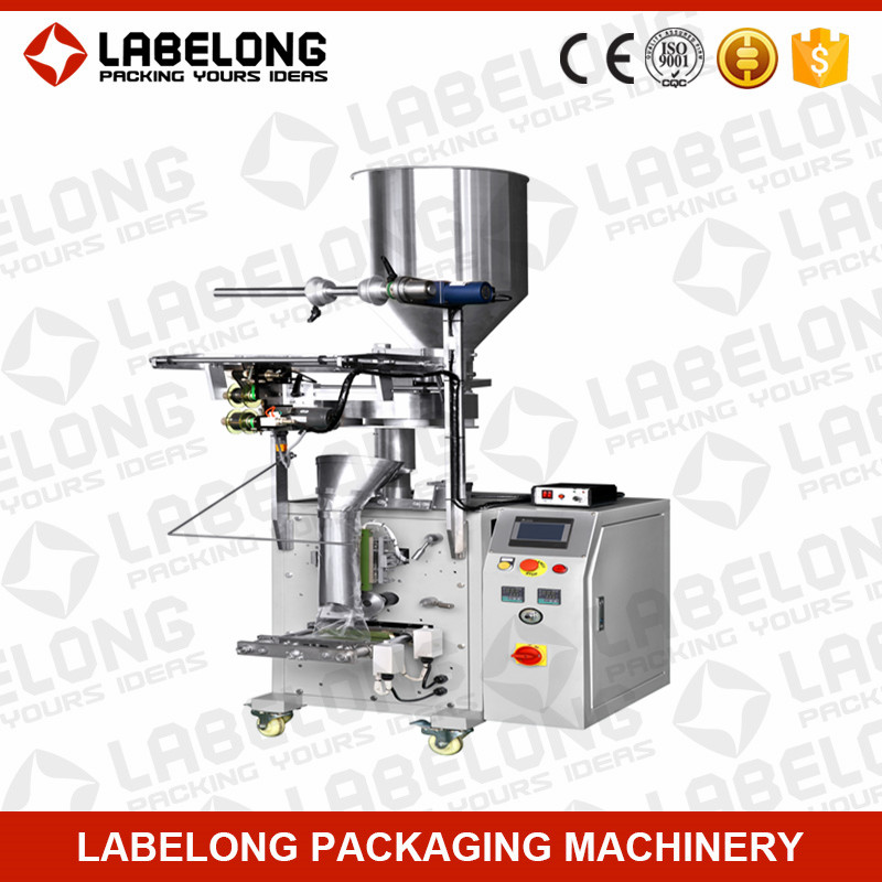 Dried meat packing machine