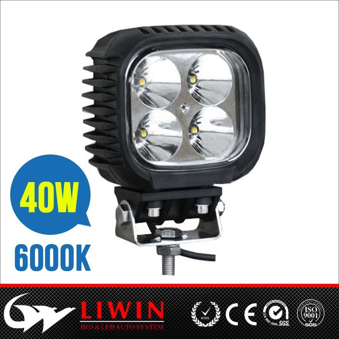 Liwin China brand bottom price led spot light 40w for Auto auto spare part motorcycle bulbs