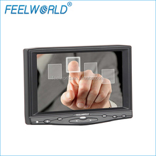 FEELWORLD 7 inch Touch Car monitor with vga hdmi inputs