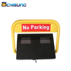 Solar Parking Positie Lock Aangedreven Parking Barrier