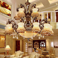 hotel and home and villa Lamps Chandelier lamps for sitting room