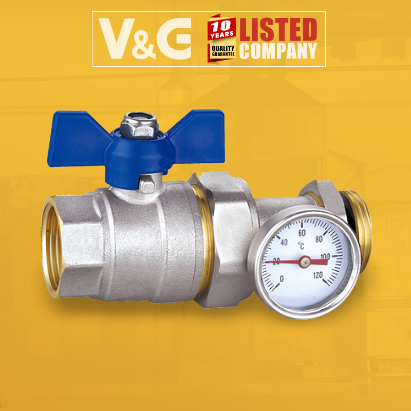 China Manufacture Hot Sale Hvac Spigots Valve Company