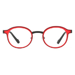 Ultra light eyeglasses