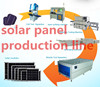 KEYLAND Whole Set Solar Panel Manufacturing Equipment with Raw Materials