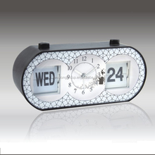 High Quality Flip Clock,Table Clock With Calendar Function