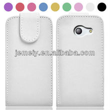 For HUAWEI Y300 flip leather case