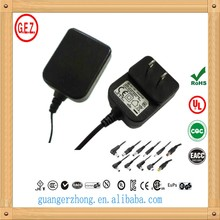 ac adapter 24v 100ma with US plug CE LVD EMC approval