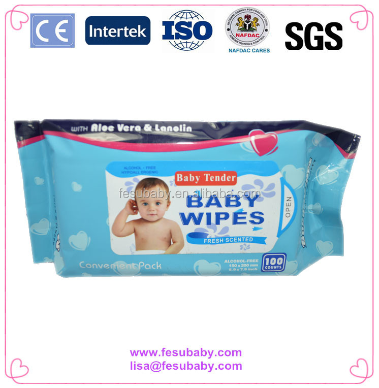 wholesale best quality disposable baby wet wips