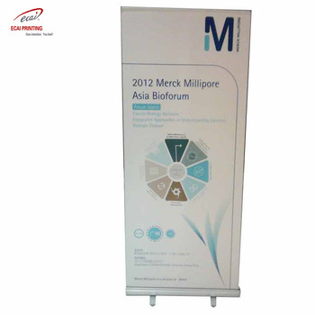Factory Price Exhibition Outdoor Banner Stand Waterproof Roll Up Banner