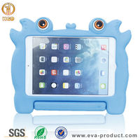 Cartoon Cute Design Shockproof Protective handle Case for iPad mini