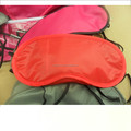 J014 cheap promotion polyester eye mask