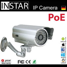 Quote for PoE Outdoor Netcam, IP camera with night vision and auto tracking