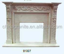 decorative home fireplace