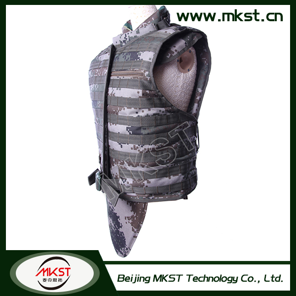 MKST648 Series Full Protection 0.46-0.54m2 Bulletproof Vest Ceramic Ballistic Vest