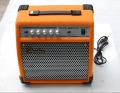 Felt material Orange color 25W Guitar Amplifier Daphon