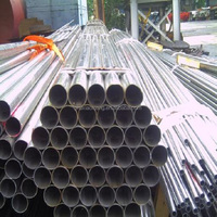 Factory Trading Price 316L 304 Small Diameter Stainless Steel Pipe