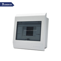 Indoor Plastic Electrical Distribution Box V8