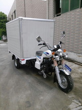 LZSY 150cc Blue Cargo Tricycle Transporter LZSY150ZH-B Cargo Three Wheel Motorcyle