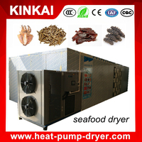 Seafood dehydrator machine/ seaweed drying oven/ shrimp dryer machine