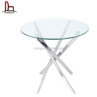cheap glass round expandable dining table dining room table