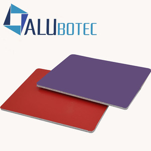 Popular 2018 A2 Aluminium Composite Panel/3mm4mm5mm/FR/ACP