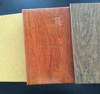 wooden aluminum sandwich panel wholesale