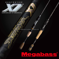 Megabass high elasticity boat fishing rod at reasonable prices