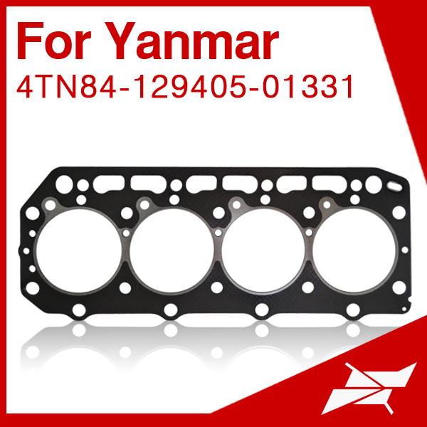 4TN84 head gasket for yanmar and for komatsu excavator engine