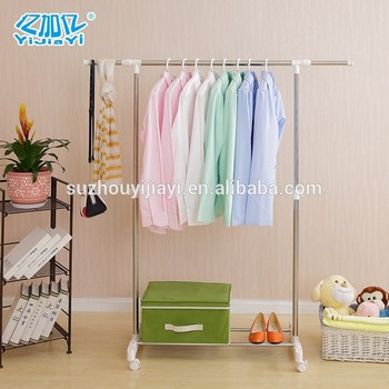 Best quality promotional collapsible clothes drying rack for custom