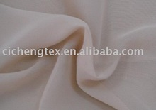 100polyester solid cheap dubai chifon fabric, fabric for dresses