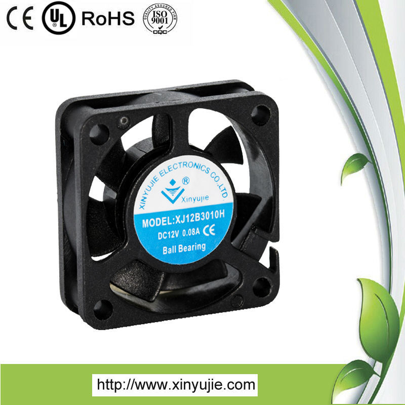 30X30X10mm Band Heater Royal Cooling Fans for Laptop Computer MSI