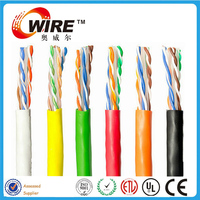 Factory Price Utp Cat6 Cable Ethernet Cat6 Lan Cable/ Utp Cat 6 Network Cable Made In Shenzhen