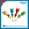 China wholesale pet toy latex chicken dog toy