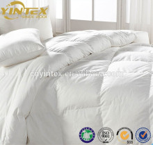 Yintex Factory Four Seasons Cheap Sleeping Bed Goose Down Duvet