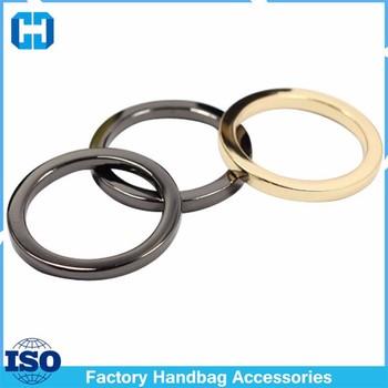 Nickle Alloy Flat O-rings,Metal Bag Loops Buckles Wholesale - Buy ...