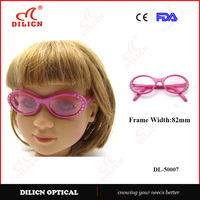 wholesale baby doll eyeglasses toy