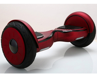 2017 New Recommendation Hot Sale Hoverboard Scooter 10 Inch Self Balancing Electric Standing Scooter 1000w